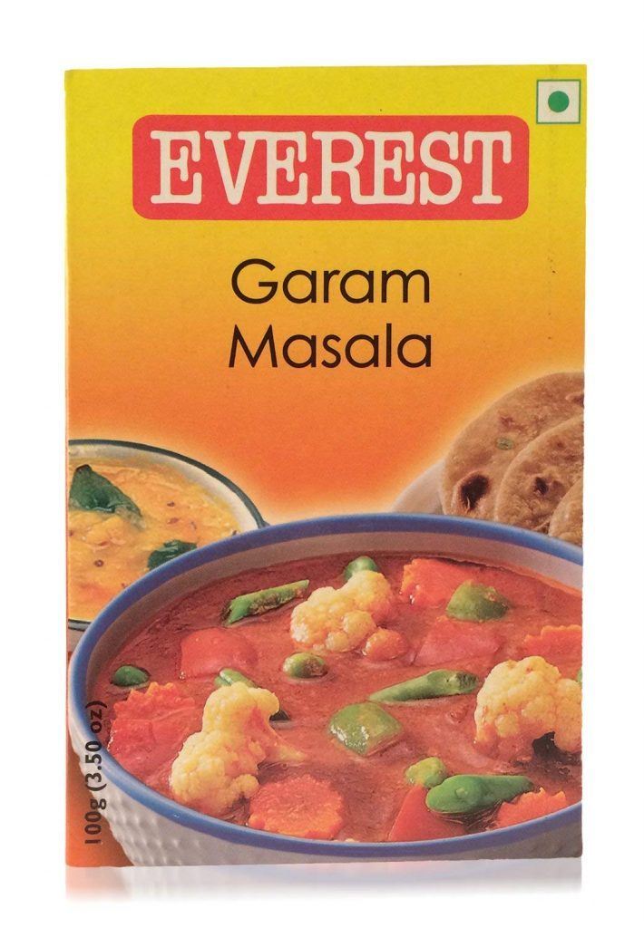 everest masala - Best garam masala brands in india - Spice mixes brands