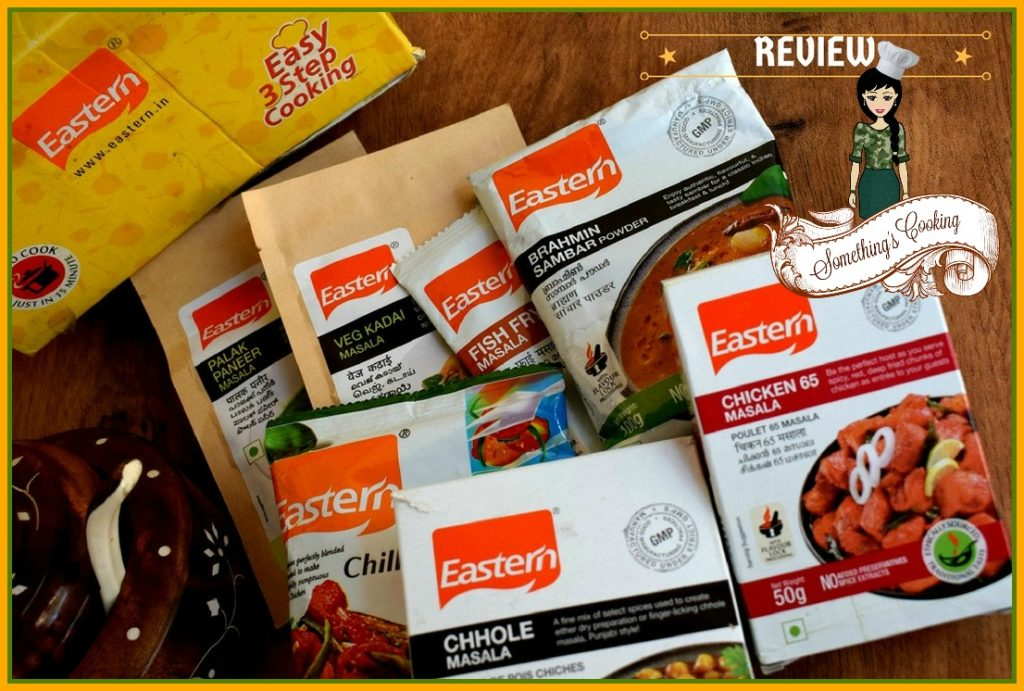 Eastern - Best garam masala brands in india - Spice mixes brands