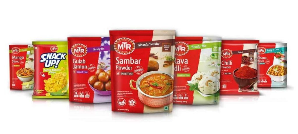 MTR-Foods - Best garam masala brands in india - Spice mixes brands
