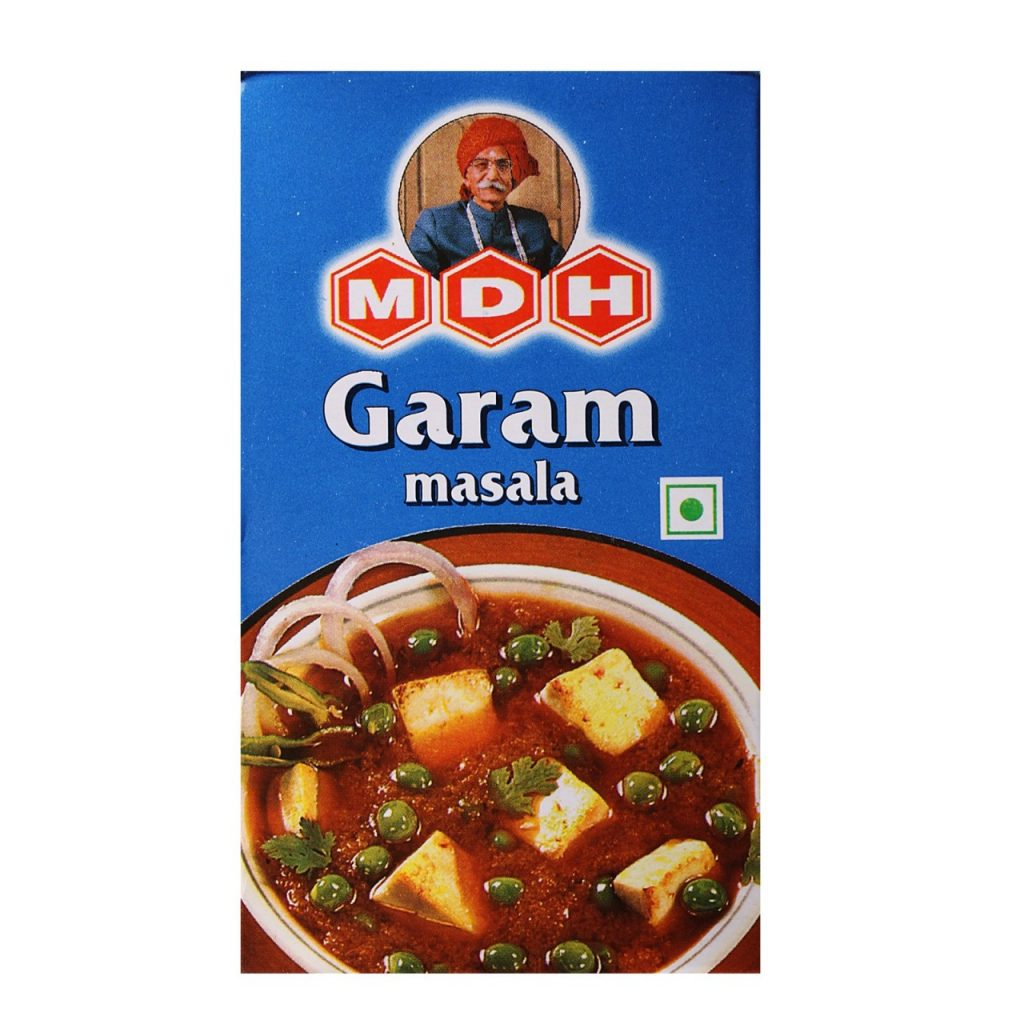 Mdh Masala - Best garam masala brands in india - Spice mixes brands