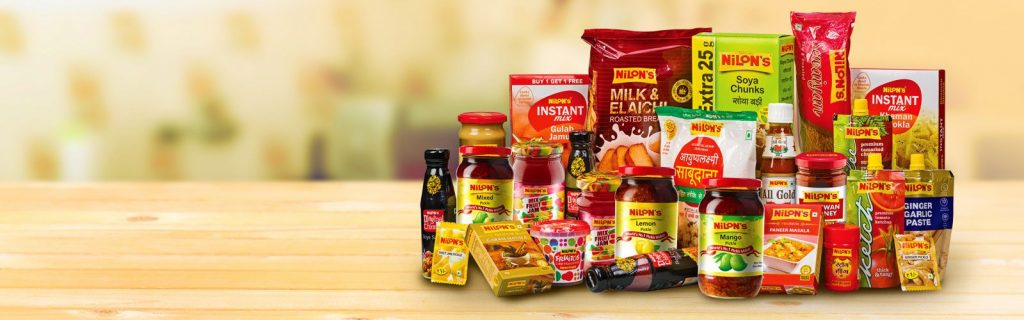 Nilons spices - Best garam masala brands in india - Spice mixes brands