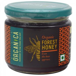 Organica Forest Honey - Pure and organic honey brand in india 2018