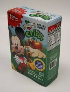 BROTHERS MICKEY MOUSE APPLE