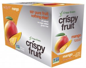 CRISPY GREEN FREEZE DRIED FRUITS