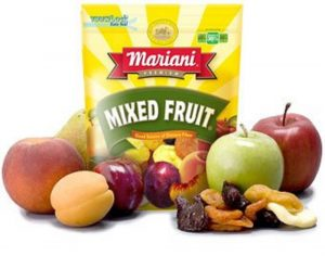 MARIANI MIXED FRUIT SNACK