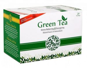 Laplant green tea