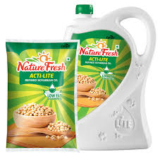 Nature fresh oil refined