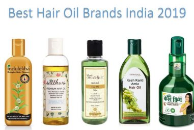 Best Hair oil Brands Available in India 2019